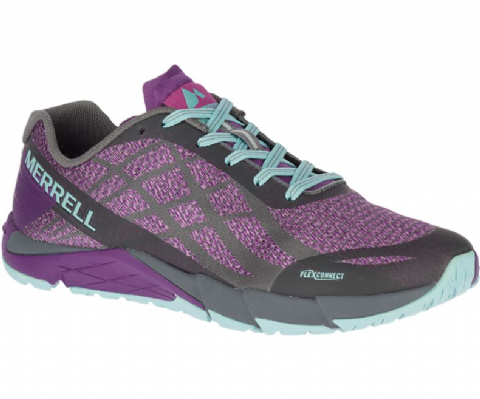 Merrell Womens Bare Access Flex Connect/ lightweight/shoe/trainer